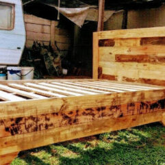 centurion pallet bed for sale