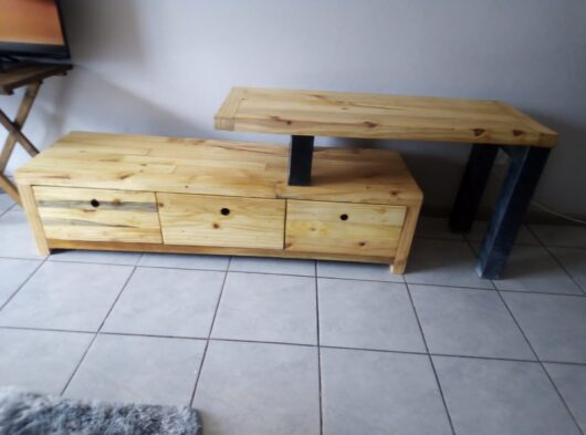 steel tv stand for sale