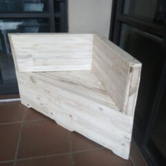 Pallet chairs for sale